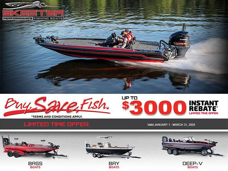 Skeeter - Buy, Save, Fish