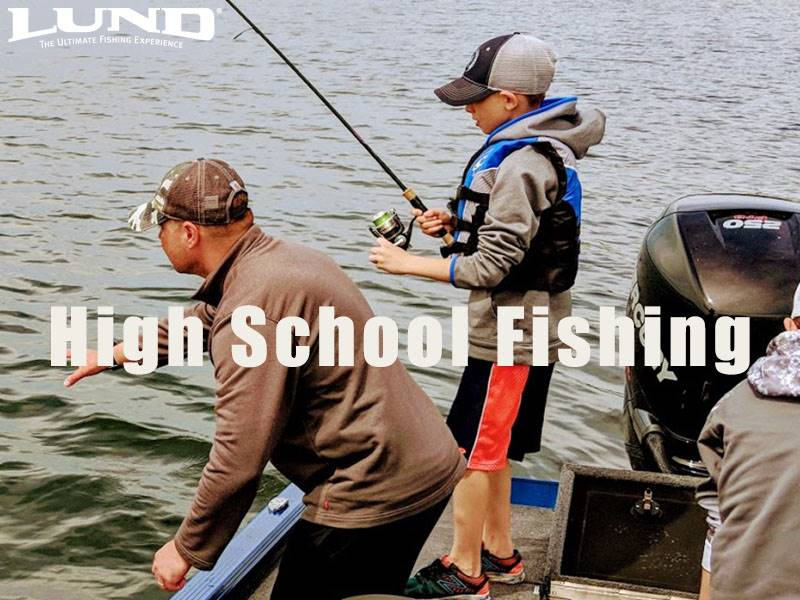 Lund - High School Fishing Team Discount Program
