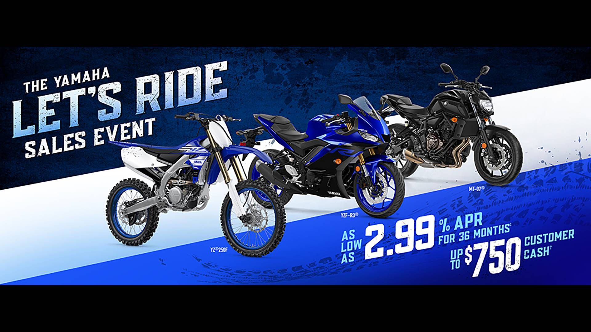 Ride 1 Powersports in Springfield, OH | BMW, Suzuki, Yamaha