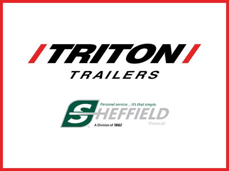 Triton Trailers - Sheffield Financing