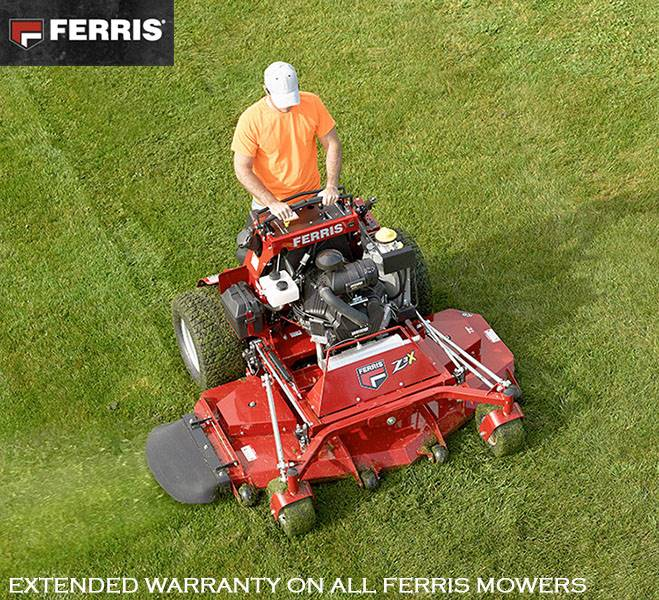 Ferris Industries - Extended Warranty Offer