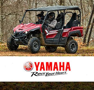 Yamaha Recreation SxS - Current Offers and Financing