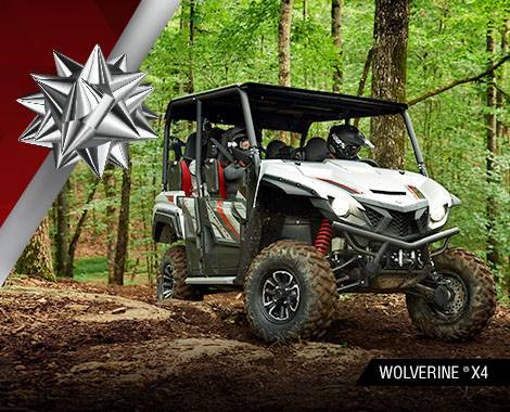 Yamaha Motor Corp., USA Yamaha Recreation SxS - Current Offers and Financing