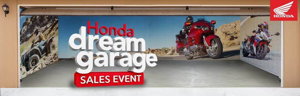Honda - Bonus Bucks on Select Motorcycles
