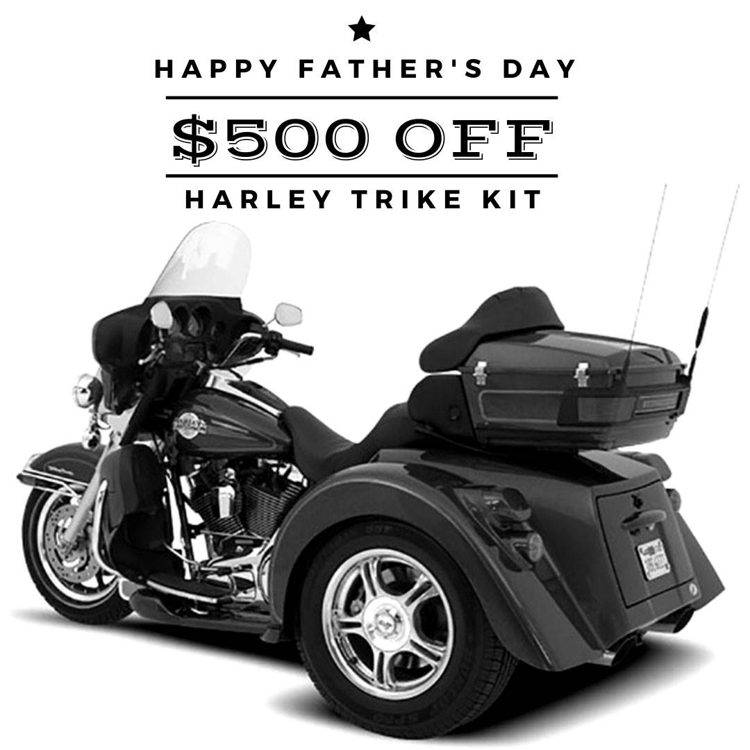 Champion Trikes - Happy Father's Day