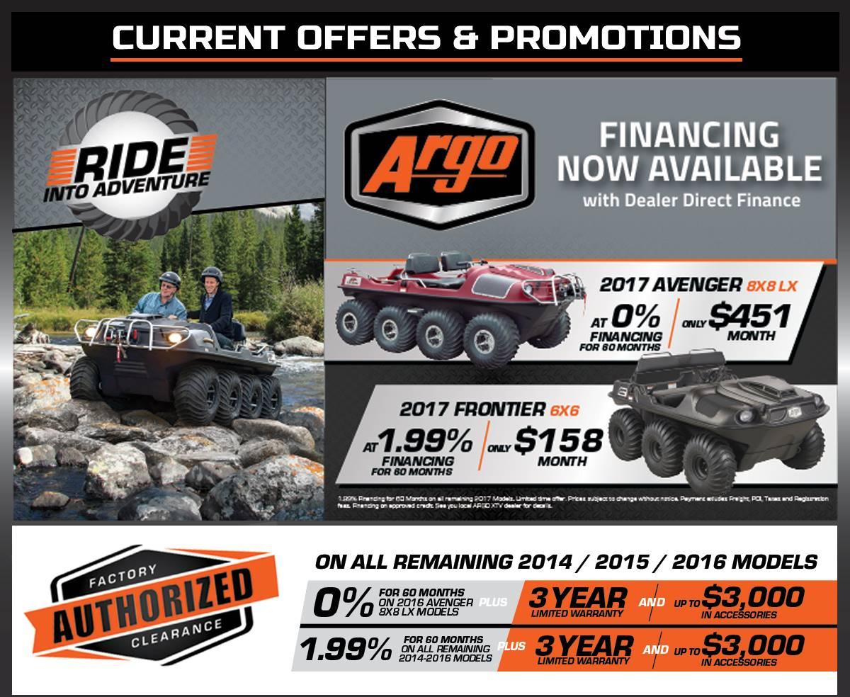 Argo Ride Into Adventure