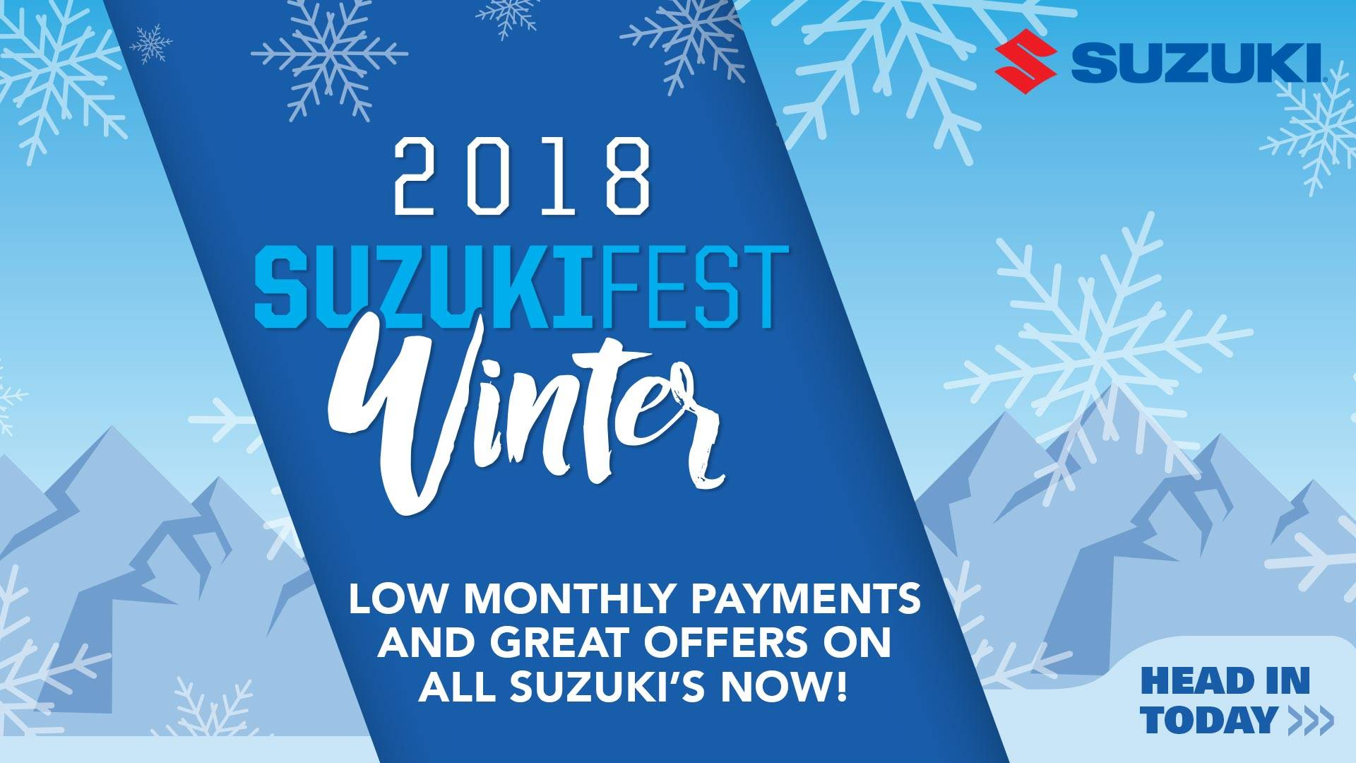 Suzuki Motor of America Inc. Suzuki - Suzukifest Winter - All ATVs