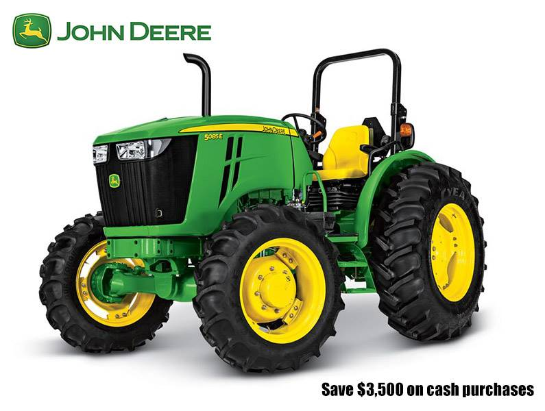 John Deere - Save $3,500 on cash purchase