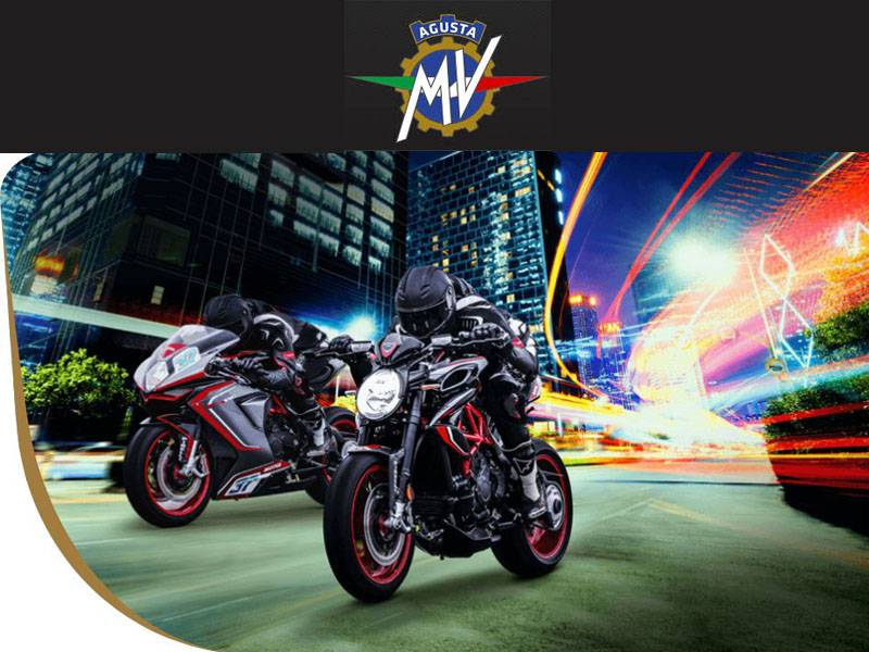 MV Agusta - 3 Month Extended Warrantry