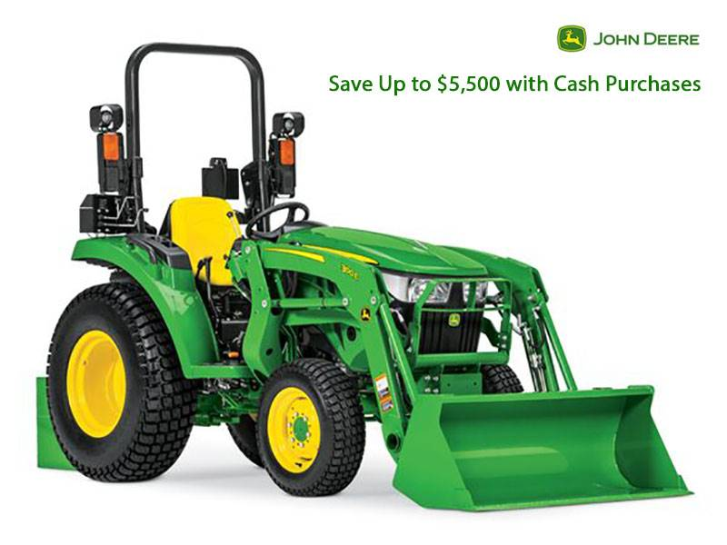 John Deere - Save Up to $5,500 with Cash Purchases
