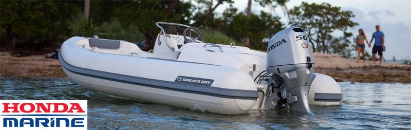 Honda Marine - 5.24% Financing on New Honda-Powered Boat / Motor Packages