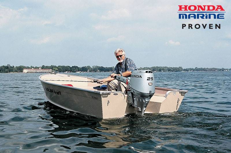 Honda Marine - 2.99% Financing on New Honda-Powered Boat/Motor Packages