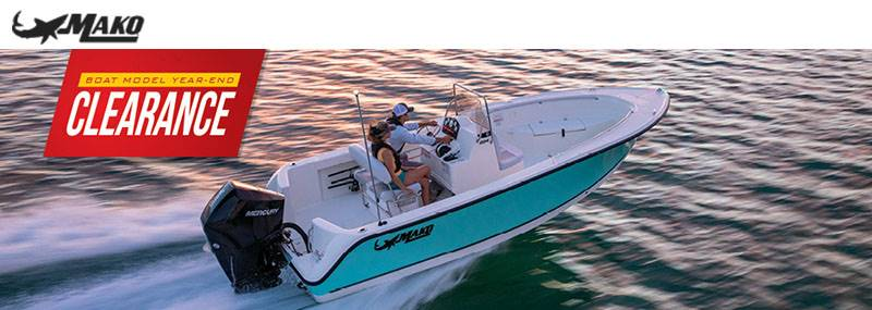 Mako - Boat Model Year - End Clearance
