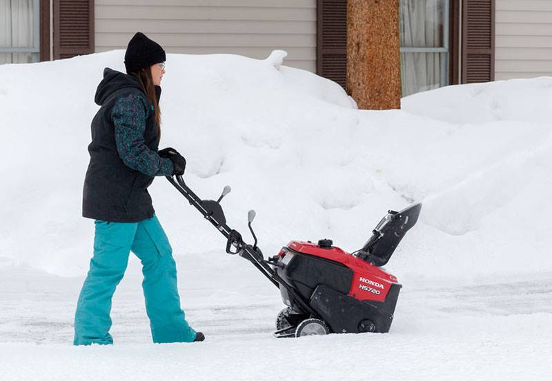 Honda Power Equipment - 18 Month Special Financing on Snow Blowers