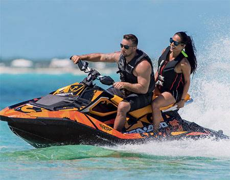 Sea-Doo - Ready To Ride Sales Event - Spark
