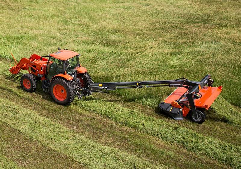 Kubota - Special Offers on Disc Mowers