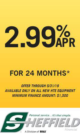 Hustler Turf Equipment - 2.99% APR for 24 Months