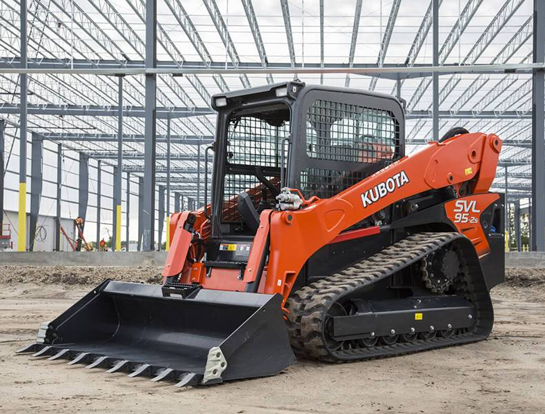Kubota - Customer Instant Rebates (CIR) - Construction Equipment