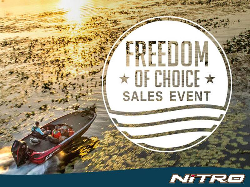 Nitro - Freedom of Choice Sale Event