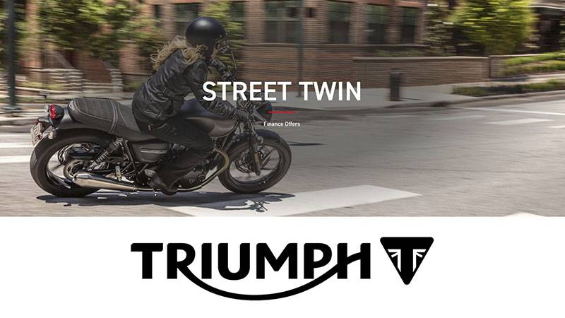 Triumph - Special Street Twin Offer