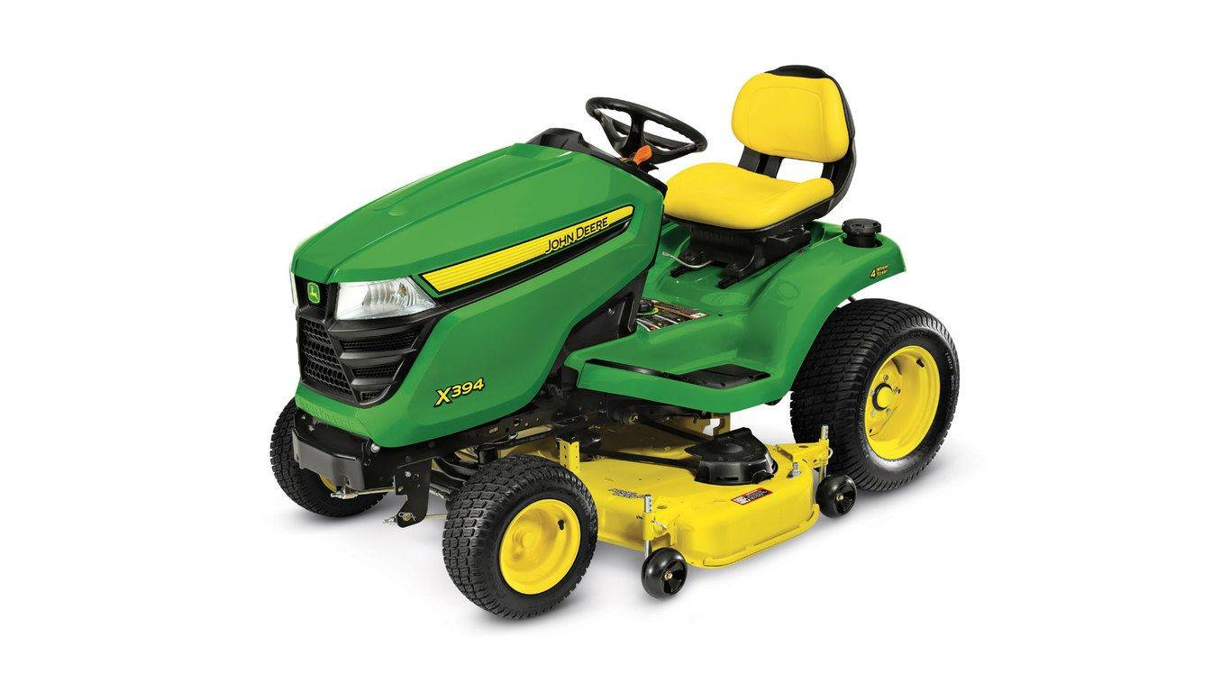 John Deere Save $200 on X330/X350 AND Get 4.90% APR fixed rate for 48 months
