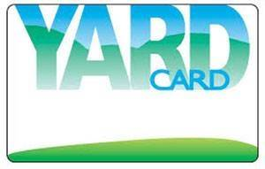 SCAG - Yard Card Financing Programs