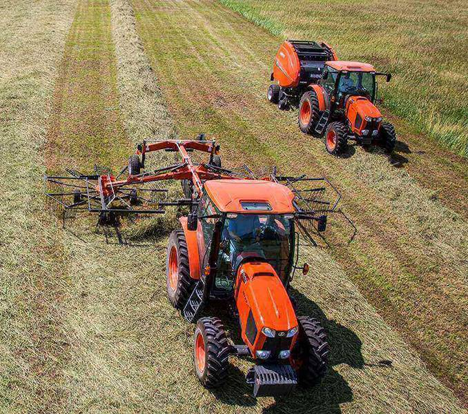 Kubota - Customer Instant Rebates (CIR) - Farm Implements