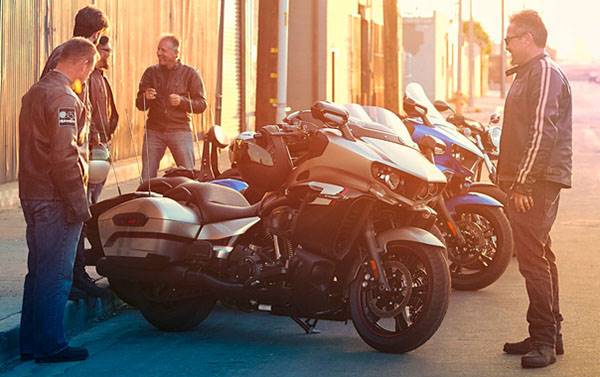 Yamaha - Current Offers - Touring Motorcycles