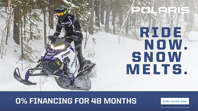 Polaris - New Year Sales Event
