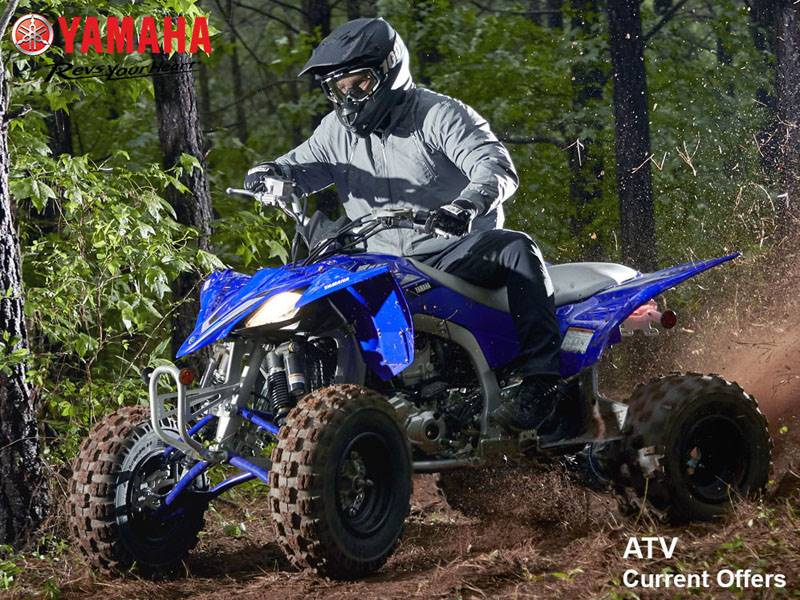 Yamaha ATV - Current Offers & Financing