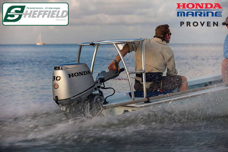 Honda Marine - Honda Marine Repower Engine Financing Programs