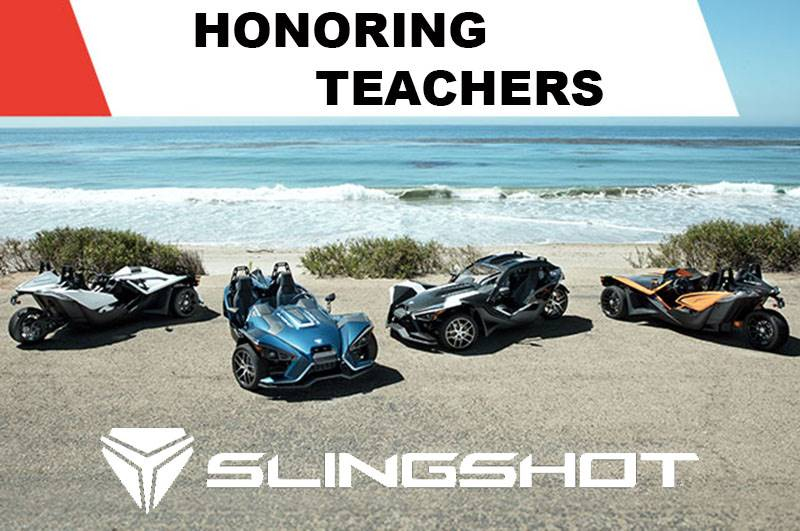 Slingshot - Honoring Teachers