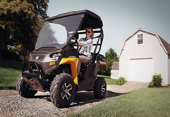 Cub Cadet - Up to $200 Off Select UTVs