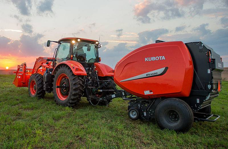 Kubota - Special Offers on Balers and Wrappers