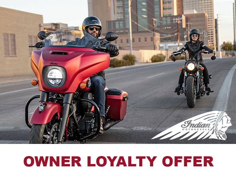 Indian - Owner Loyalty Offer