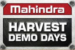 Mahindra - Harvest Demo Days