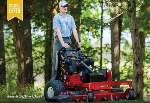 Exmark - $700 Rebate on Vantage Mowers