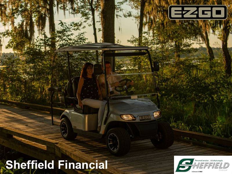 E-Z-GO - Sheffield Financial
