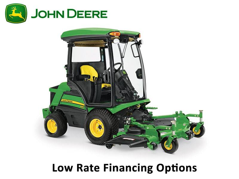 John Deere - Low Rate Financing Options