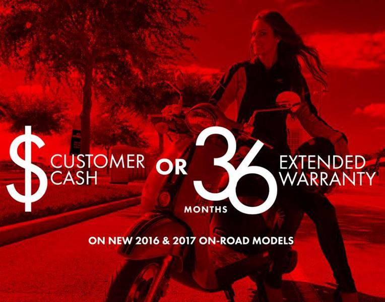 Kymco - Customer Choice Promotion for On-Road Models