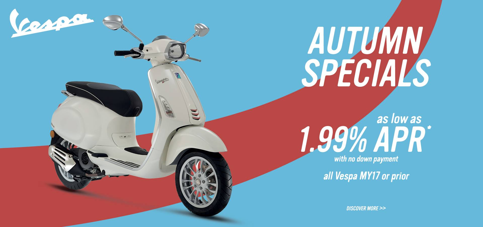 Vespa Autumn Specials
