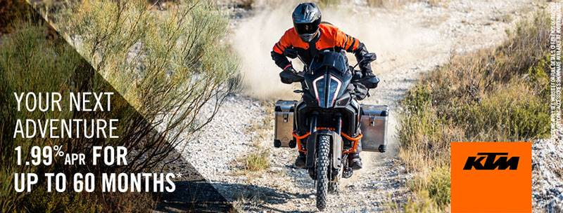 KTM - Get low 1.99% APR for up to 60 Months