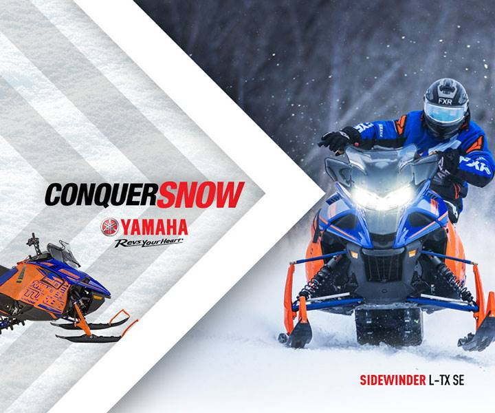 Yamaha - Snowmobile Current Offers & Financing