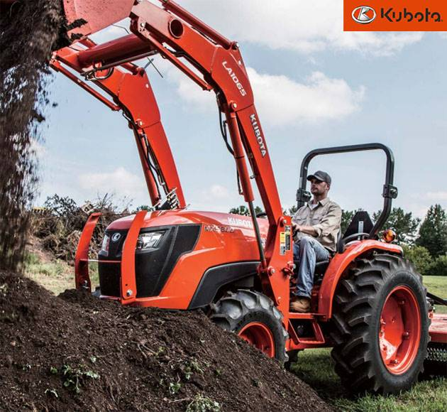 Kubota - Utility and Specialty Utility Tractors - New Purchase Special Offers