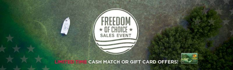 Mako - The Freedom of Choice Sales Event is Happening Now