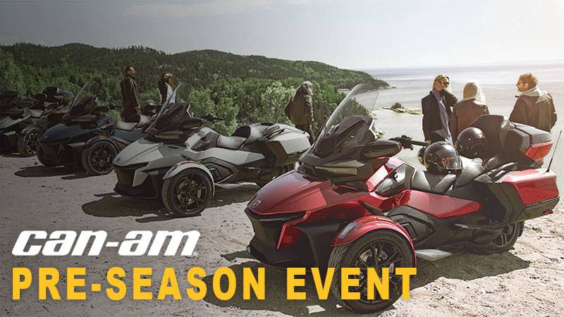 Can-Am - Pre-season Event
