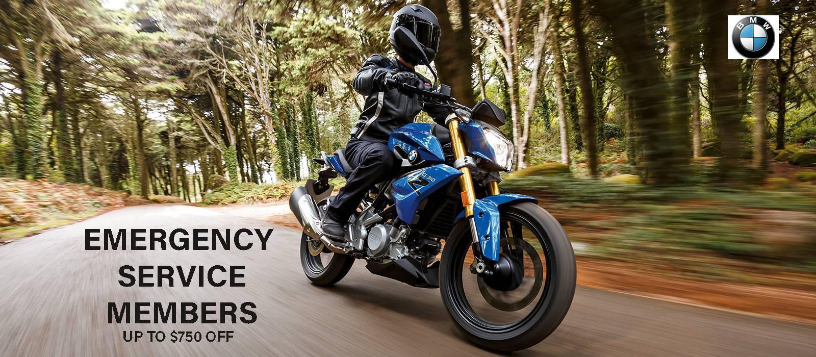 BMW - Emergency Services Program