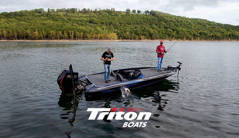 Triton - Bassmaster College & High School Retail Purchase Bonus