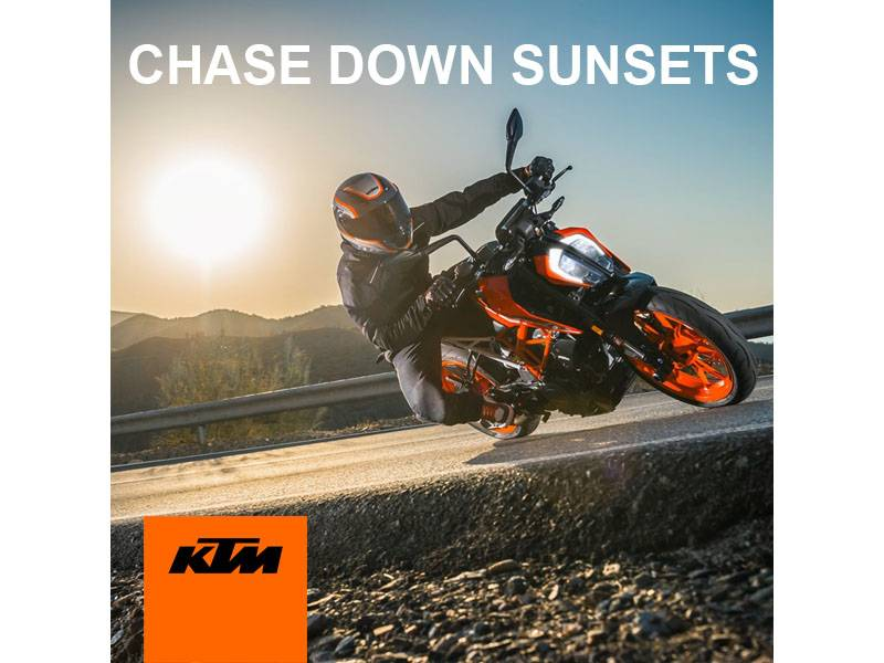 KTM - Chase Down Sunsets