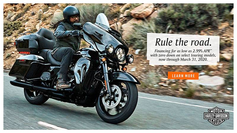 Harley-Davidson - Rule the Road - Select Touring Models